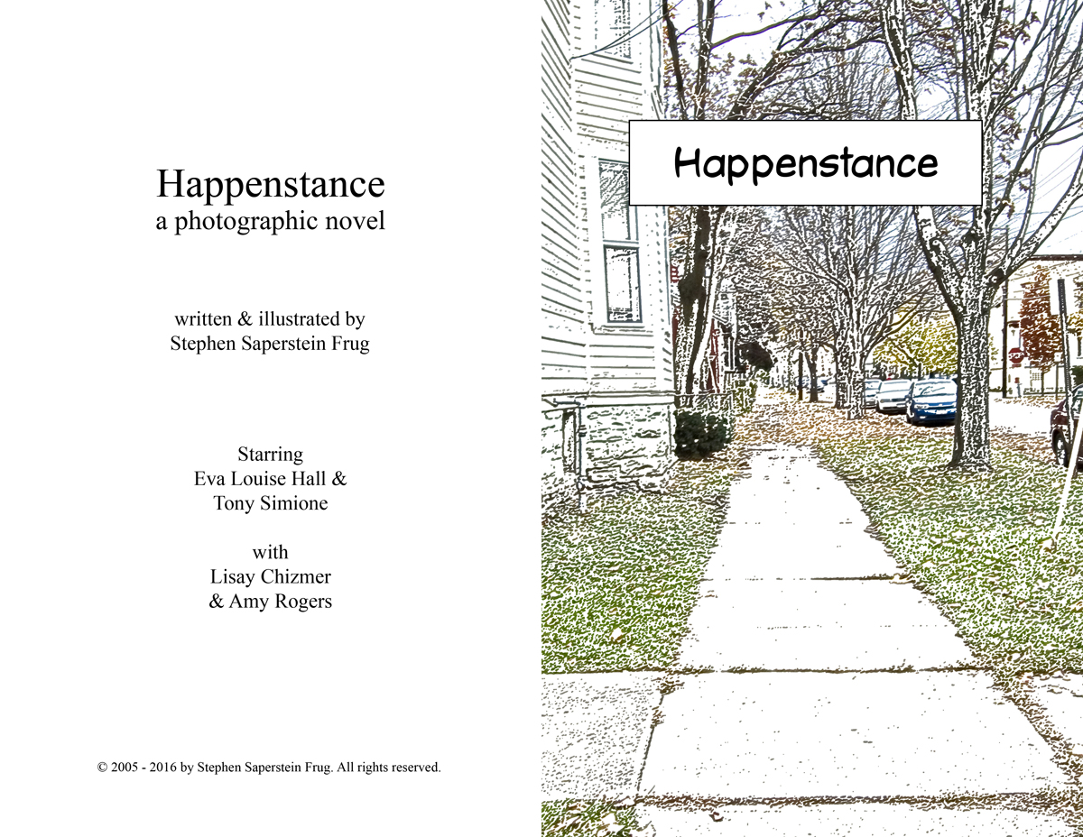 Happenstance Cover